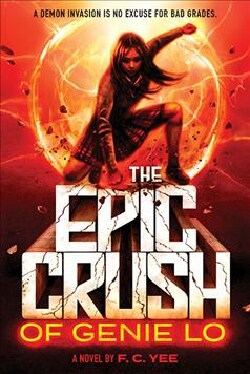 The Epic Crush of Genie Lo (Hardcover)