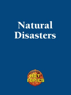 Natural Disasters (Hardcover)