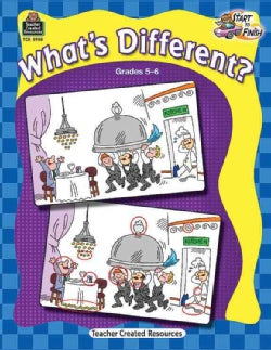 What's Different? Grades 5-6 (Paperback)