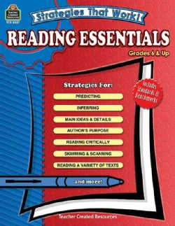 Reading Essentials, Grade 6 & Up (Paperback)