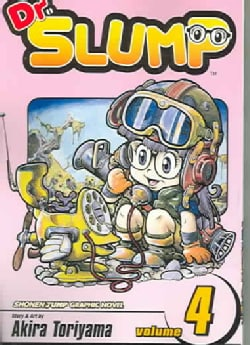 Dr. Slump 4 (Paperback)