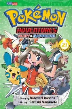 Pokemon Adventures Ruby & Sapphire 21 (Paperback)