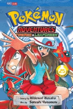Pokemon Adventures 25: Firered & Leafgreen (Paperback)