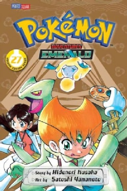 Pokemon Adventures 27 (Paperback)