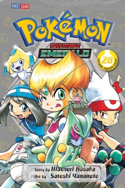 Pokemon Adventures 28: Emerald (Paperback)