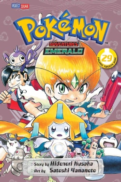 Pokemon Adventures 29 (Paperback)