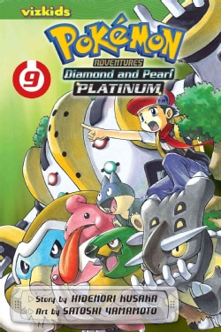 Pokemon Adventures - Diamond and Pearl/Platinum 9 (Paperback)