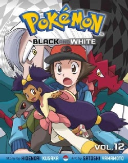 Pokemon Black and White 12 (Paperback)