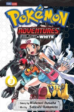 Pokemon Adventures Black & White 3 (Paperback)