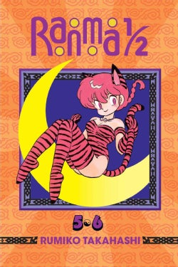 Ranma 1/2 5-6: 2-in-1 Edition (Paperback)