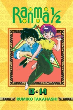 Ranma 1/2 7: 2-in-1 Edition (Paperback)