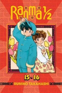 Ranma 1/2 15 - 16 (Paperback)