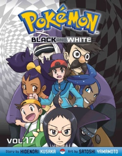 Pokemon Black and White 17 (Paperback)