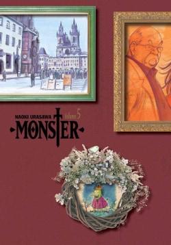 Monster 5 (Paperback)