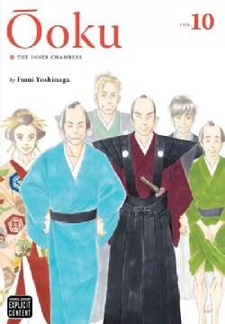 Ooku the Inner Chambers 10: The Inner Chambers (Paperback)