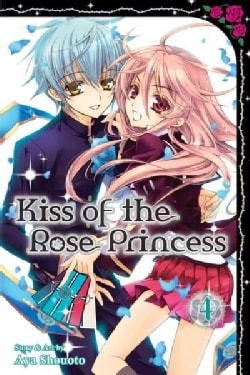 Kiss of the Rose Princess 4 (Paperback)