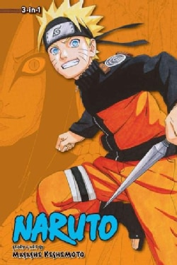 Naruto 11: 3-in-1 Edition (Paperback)