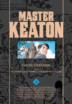 Master Keaton 3 (Paperback)