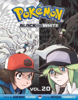Pokemon Black and White 20: Perfect Square Edition (Paperback)