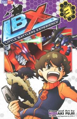 LBX 3: World Changer (Paperback)