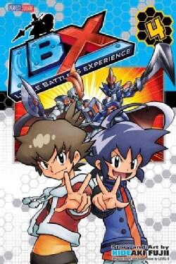 LBX: Little Battlers Experience 4: The Super LBX (Paperback)