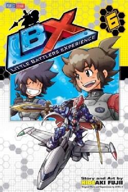 LBX 6: World Battle (Paperback)
