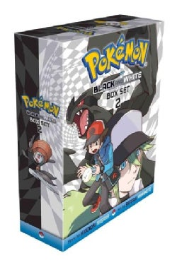 Pokemon Black and White Box Set 2 (Paperback)