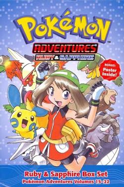 Pokemon Adventures Ruby & Sapphire 15-22 (Paperback)