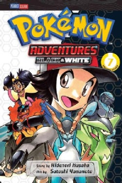 Pokemon Adventures: Black & White 7 (Paperback)