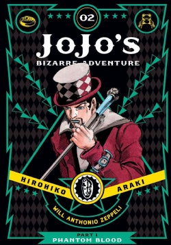 Jojo's Bizarre Adventures 2: Phantom Blood (Hardcover)