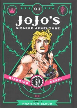 Jojo's Bizarre Adventure 3: Phantom Blood (Hardcover)