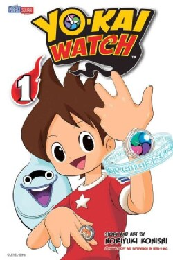 Yo-Kai Watch 1 (Paperback)