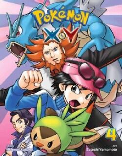 Pokemon X-Y 4 (Paperback)