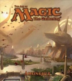 The Art of Magic: The Gathering Amonkhet (Hardcover)