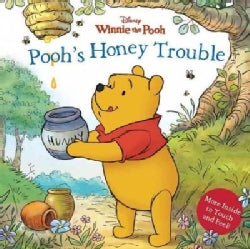 Pooh's Honey Trouble (Board book)