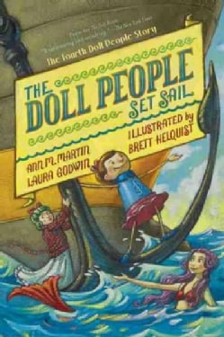 The Doll People Set Sail (Paperback)