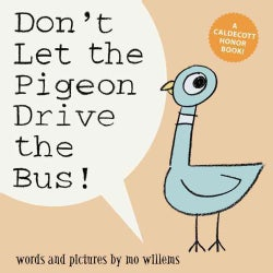 Don't Let the Pigeon Drive the Bus!: Big Book Edition (Paperback)