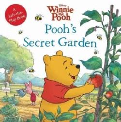 Pooh's Secret Garden (Paperback)