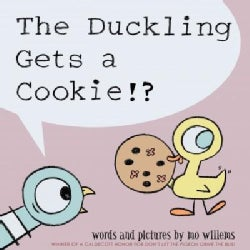 The Duckling Gets a Cookie!? (Hardcover)