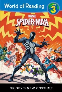 Spidey's New Costume (Paperback)
