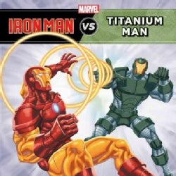 Iron Man vs. Titanium Man (Paperback)