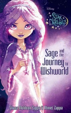 Sage and the Journey to Wishworld (Paperback)