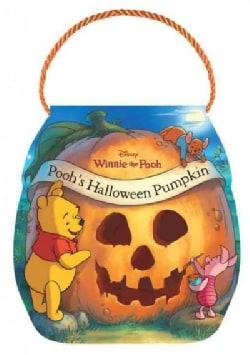Pooh's Halloween Pumpkin (Board book)