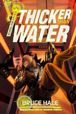 Thicker Than Water (Hardcover)