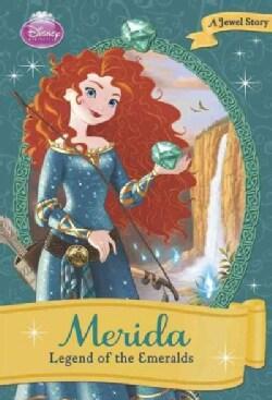 Merida: Legend of the Emeralds (Paperback)
