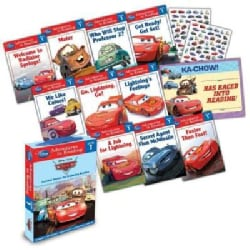 Cars: Leveled Stories for Beginning Readers (Paperback)