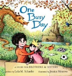 One Busy Day (Hardcover)