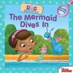 The Mermaid Dives in (Paperback)