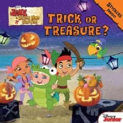Trick or Treasure? (Paperback)