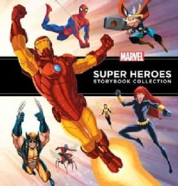 Super Heroes Storybook Collection (Hardcover)